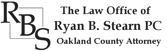 THE LAW OFFICE OF RYAN B. STEARN, P.C.